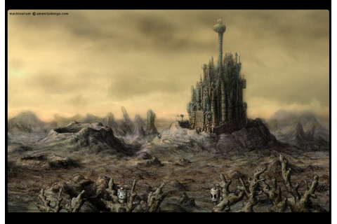 Amanita Design – Machinarium and Samorost | XSp.