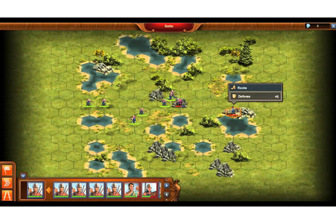 Forge Of Empires - Battle | Browser based game from ...