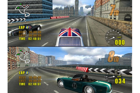 Nintendo Of Games: Classic British Motor Racing - Jogos ...