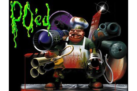 PO'ed Review for 3DO (1995) - Defunct Games