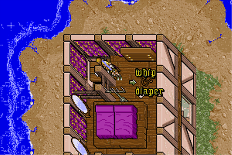 Ultima VII: Part Two - Serpent Isle - My Abandonware