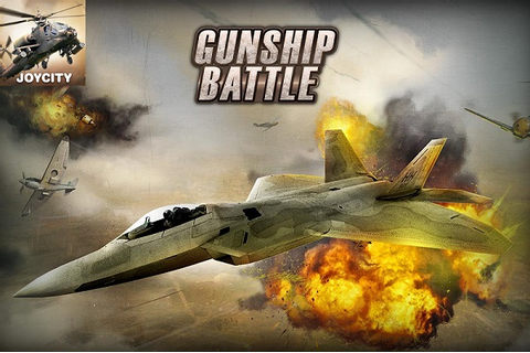 Download Gunship Battle Helicopter 3D Android APK OBB Data ...