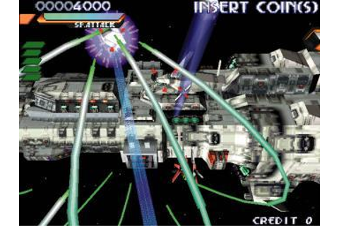 RayStorm (a.k.a. Layer Section 2) Download (2001 Arcade ...