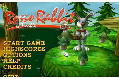 Rosso Rabbit In Trouble Game - Free Download Full Version ...