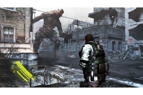 Resident Evil 6: Capítulo 2 completo - Chris Redfield ...