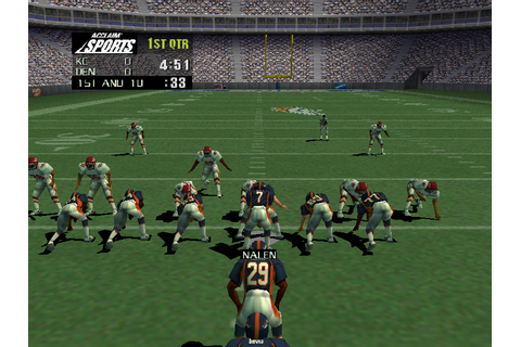 NFL Quarterback Club '99 Screenshots | GameFabrique