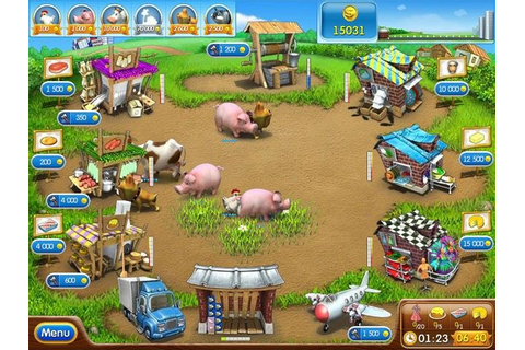 All about Farm Frenzy 2. Download the trial version for ...