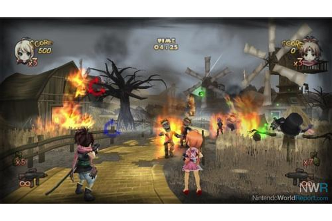 Zombie Panic in Wonderland Coming to 3DS eShop - News ...