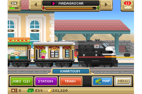 Pocket Trains - Android Apps on Google Play