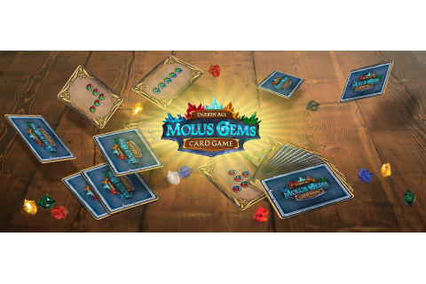 MOLUS GEMS CARD GAME - HONETi Games