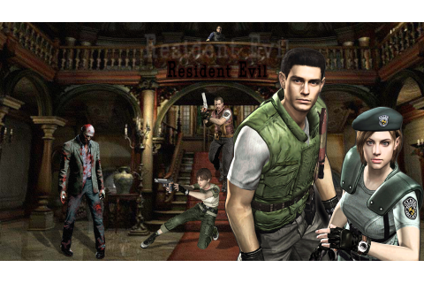Resident Evil 1 Free Download - Ocean Of Games