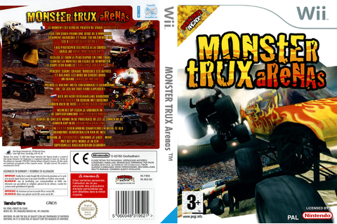 RRXPUG - Monster Trux Arenas