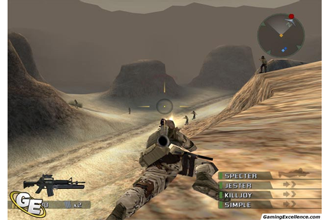 SOCOM 3: U.S. Navy SEALs Review - GamingExcellence