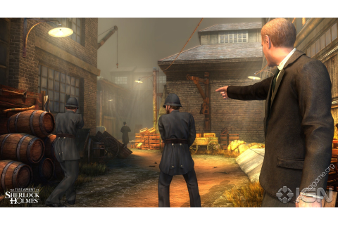 The Testament of Sherlock Holmes - Download Free Full Games ...
