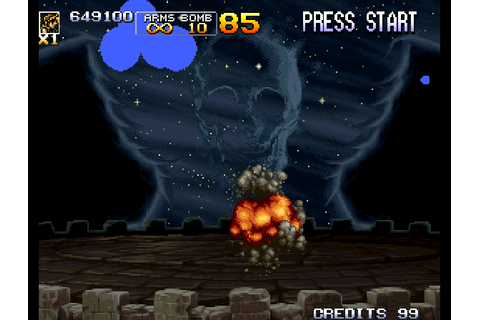 Play Metal Slug 5 Online MAME Game Rom - Arcade Emulation ...