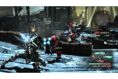 IQGamer: Tech Report: Vanquish - The Resolution Game