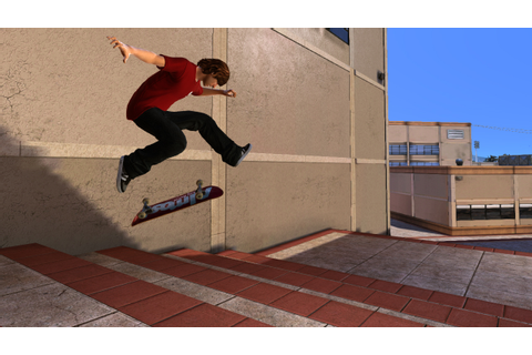 Video Game Review: Tony Hawk's Pro Skater HD [XBLA] – The ...