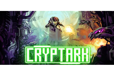 Cryptark - Free Download PC Game (Full Version)