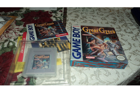 Finds 264: Great Greed