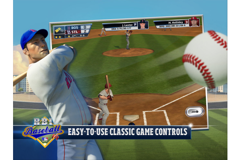 [New Game] Classic RBI Baseball Series Returns For The ...