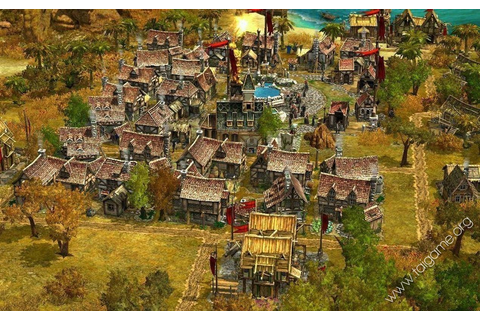 Anno 1701 (1701 a.d.) - Download Free Full Games ...