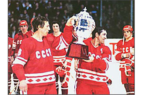 1979 Challenge Cup - NHL All-Stars vs Soviet Union (3 game ...