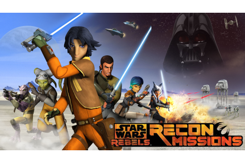Star Wars Rebels™: Recon Missions | Disney LOL