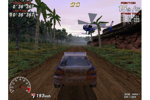 SEGA Rally 2 Championship - PC Review and Full Download ...