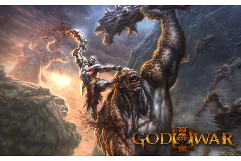 God of War 3 Review, Wallpaper PC Game | MMOLite