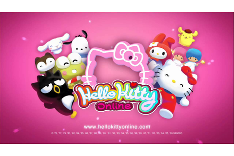 The World is saying Hello Kitty (Music Video/Trailer ...