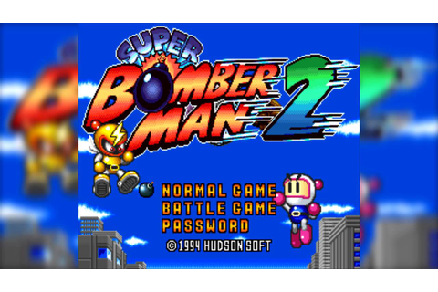 The Best of Retro VGM #57 - Super Bomberman 2 (SNES/Super ...