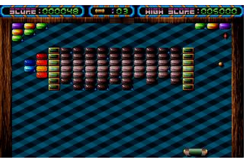 Krypton Egg: Ultimate Breakout Download (1994 Arcade ...