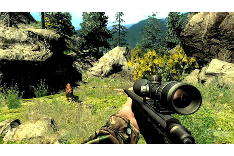 Cabela's Big Game Hunter 2010 Xbox 360 Trailer - Top - YouTube
