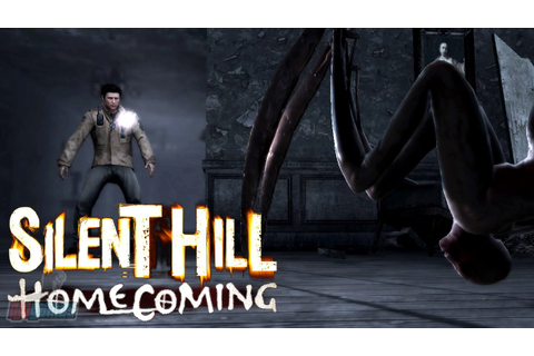 Silent Hill Homecoming Part 5 | Horror Game Let's Play ...