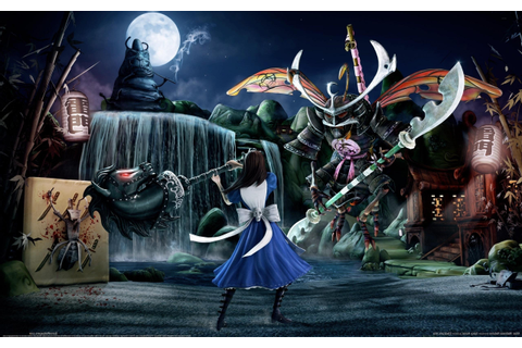 video Games, Alice: Madness Returns, Alice, Alice In ...