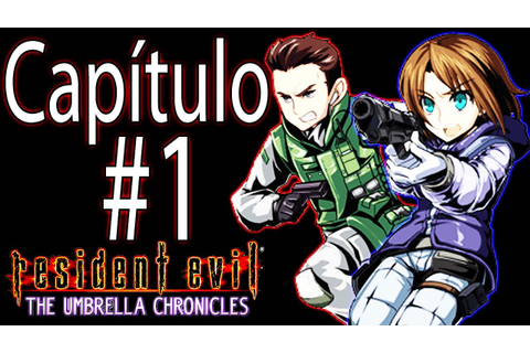 Resident Evil The Umbrella Chronicles | Comentado ...