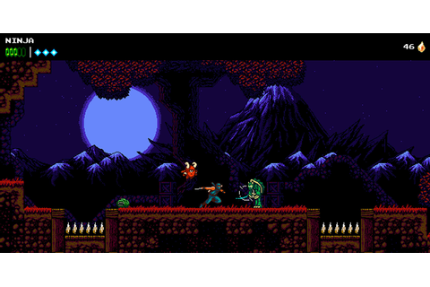 Canadian-made The Messenger now available on Nintendo ...