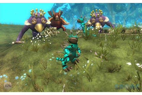 Spore Steam Activated Full PC Game Download ...