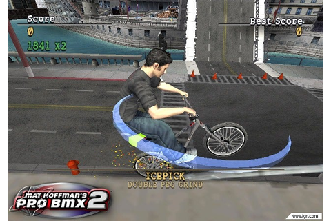 Mat Hoffman's Pro BMX 2 Screenshots, Pictures, Wallpapers ...