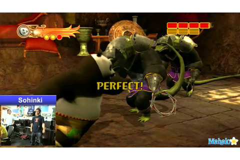 Kung Fu Panda 2 Live Walkthrough - Level 8 - YouTube