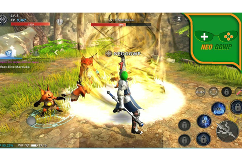 Rappelz The Rift (Android iOS APK) - MMORPG Gameplay ...
