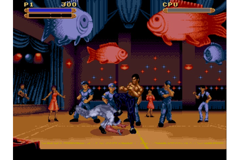 Dragon - The Bruce Lee Story (Europe) ROM