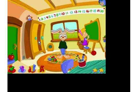 JumpStart Kindergarten 1998 - YouTube