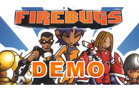 "Firebugs Demo - ""Futuristic PS1 Racing?!"" 