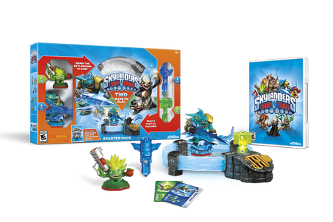 'Skylanders Trap Team' Hands-On Videos Reveal All