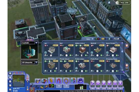 SimCity Societies Gameplay - YouTube