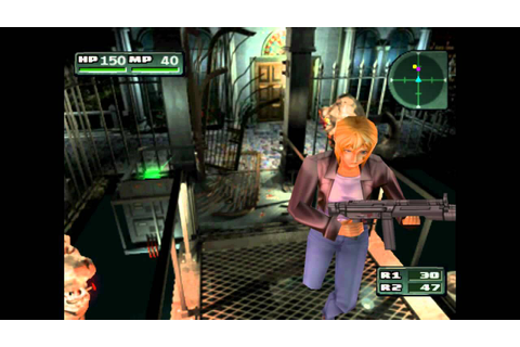 02. Parasite Eve 2 Walkthrough - No.9 Boss - YouTube