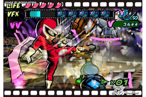 Viewtiful Joe 2 (USA) PS2 / Sony PlayStation 2 ISO ...