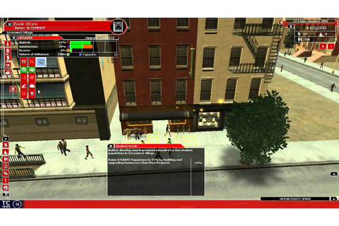 Tycoon City New York Gameplay HD - YouTube