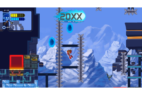 20XX is a co-op, roguelike take on Mega Man | Polygon